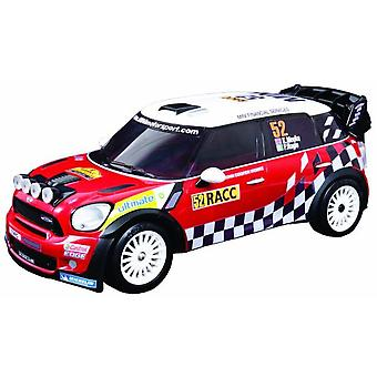 Nikko Mini Countryman Wrc 1:16 Radiocontrol