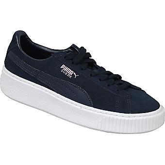 Puma Suede Platform JR 363663-03 Kids sports shoes
