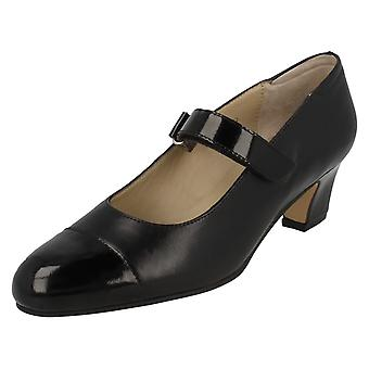 Ladies Equity Smart Shoes with Strap Grace