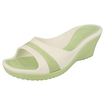 Ladies Crocs Wedge Sandal Sassari