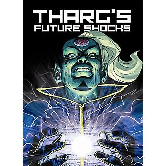 Best of Tharg's Future Shocks The (Paperback) by Milligan Peter Morrison Grant