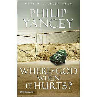 Where Is God When It Hurts? (Mass Market Paperback) by Yancey Philip