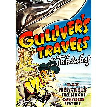 Gulliver's Travels ('39) [DVD] USA import