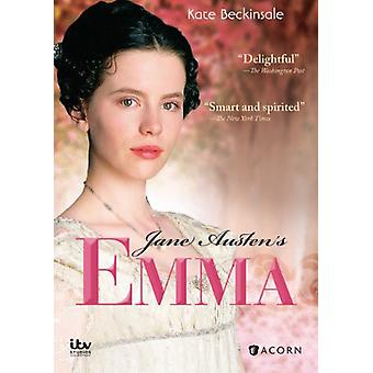 Jane Austen's Emma [DVD] USA import