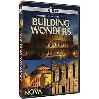 Nova: Gebäude Wunder [DVD] USA importieren