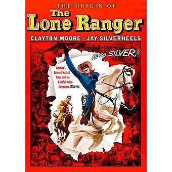 Herkunft der Lone Ranger [DVD] USA importieren
