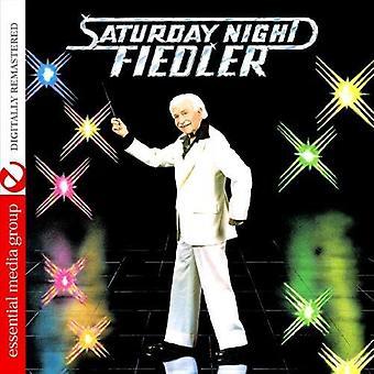 Arthur Fiedler - Saturday Night Fiedler [CD] USA import