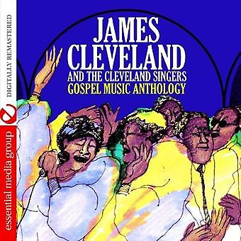 James Cleveland & śpiewaków Cleveland - antologia muzyki Gospel: James Cleveland & Clev [CD] USA import