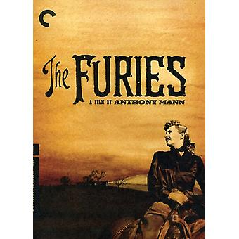 Furies [DVD] USA import