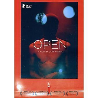 Åben [DVD] USA import