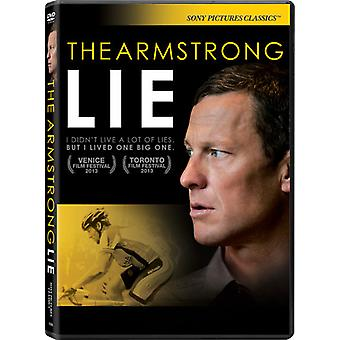 Armstrong Lie [DVD] USA import