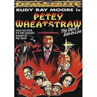 Moore, Rudy Ray - Petey Wheatstraw [DVD] USA import