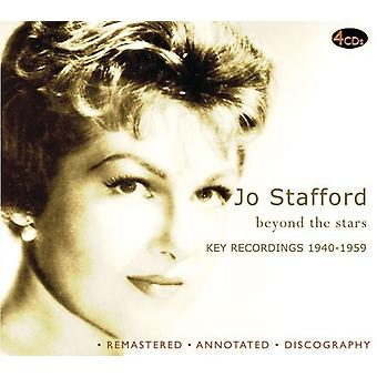 Jo Stafford - Beyond the Stars Key Recordings 1940-19 [CD] USA import