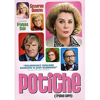 Potiche [DVD] USA importerer