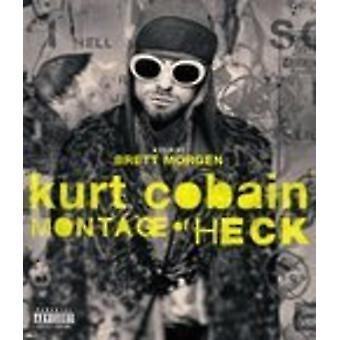 Kurt Cobain - importación USA montaje de Heck [DVD]