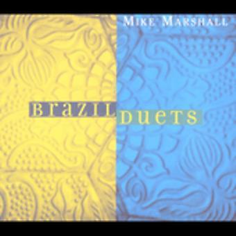 Mike Marshall - Brasilien duetter [CD] USA import