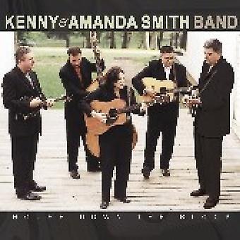 Kenny Smith & Amanda Band - hus ned blok [CD] USA import