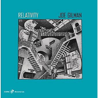 Joe Gilman - Relativity [CD] USA import