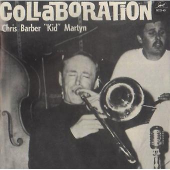Frisør/Martyn - samarbejde [CD] USA import
