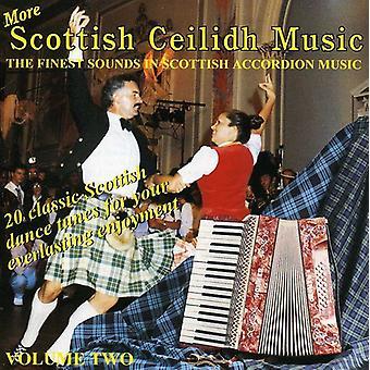 Mere skotske Ceilidh musik - mere skotske Ceilidh musik [CD] USA importerer