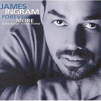 James Ingram - na zawsze więcej-Best import USA James Ing [CD]
