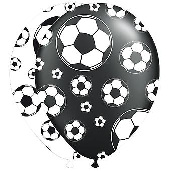 Football balloons 8 St. balloon football party soccer decoration birthday