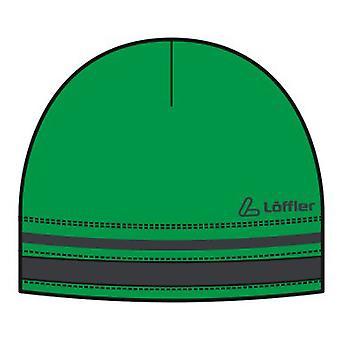 Löffler Thermo-Soft Struktur Mütze Limette - 17619-341