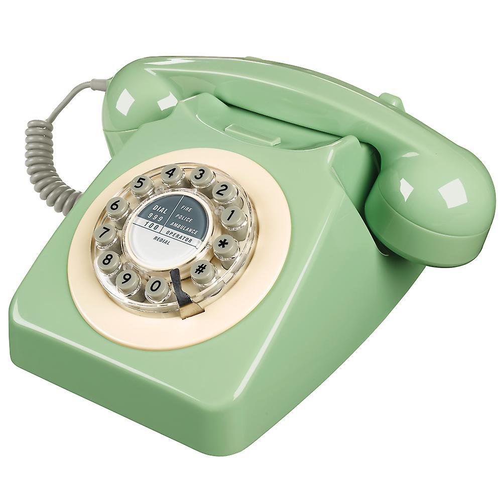 Wild & Wolf Series 746 Phone Swedish Green