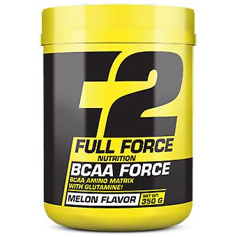 Full Force Bcaa Force 350 Gr Melon (Sport , Muscle mass , Amino acids)