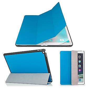 Smart cover case + stylus for Apple iPad Pro 12.9 inch (2015) - Light Blue