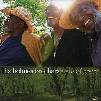 Holmes Brothers - State of Grace [CD] USA import