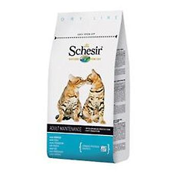 Schesir Schesir Maintenance with fish (Cats , Cat Food , Dry Food)