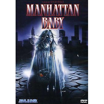Manhattan Baby [DVD] USA importerer