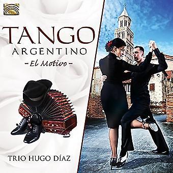 Verschillende artiest - Tango Argentino: Motivo [CD] USA import