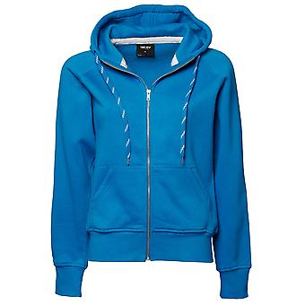 Tee Jays Womens/Ladies Full Zip Hooded Sweatshirt