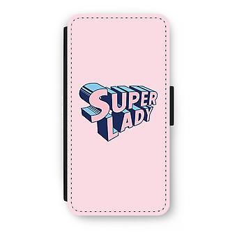 iPhone 7 Plus estuche Flip - señora Super
