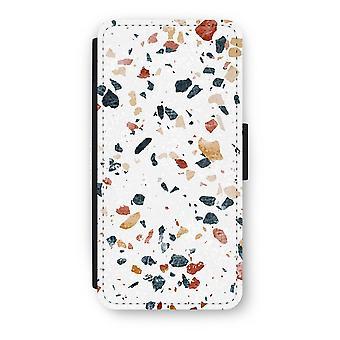 iPhone 8 Flip Case - Terrazzo N°4