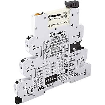 Crossbar switch 1 pc(s) 12 Vdc, 12 V AC 6 A 1 change-over Fi