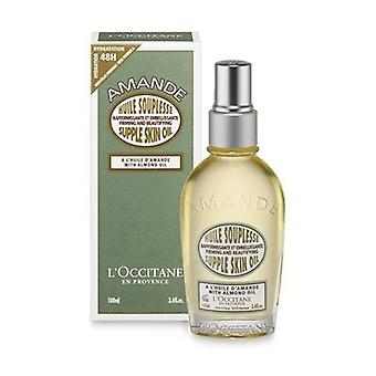 L Occitane Almond Supple Skin Oil - New Formula