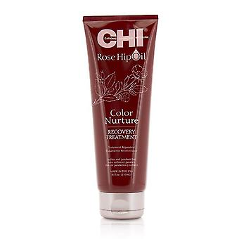 CHI Rose Hip Oil Color Nurture Recovery Treatment 237ml/8oz