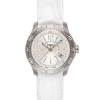 Traser H3 Ladytime silver ladies watch T7392. S56. G1A. 08 / 100341