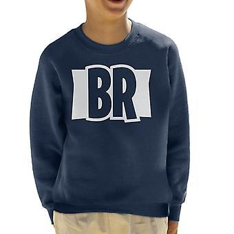 Fortnite Battle Royale Logo Kid's Sweatshirt