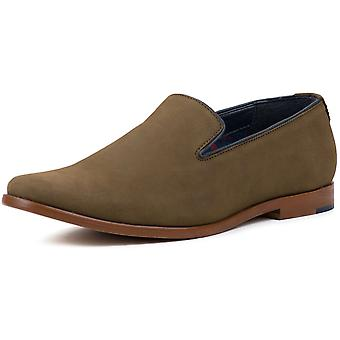 Goodwin Smith Milton Mens Slip On Loafer Shoes  AND COLOURS