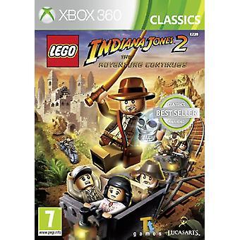 LEGO Indiana Jones 2 - äventyr fortsätter (Xbox 360)