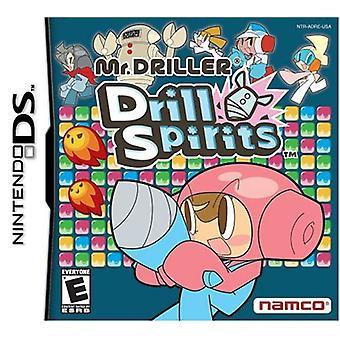 Mr. Driller boor geesten (Nintendo DS)