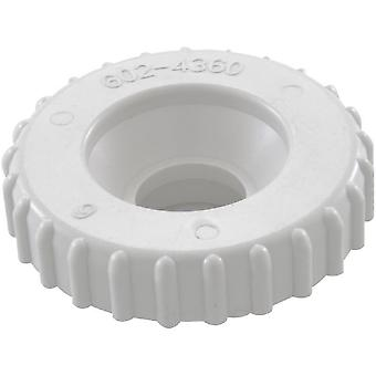 Voie navigable 602-4360 On/Off Valve Cap - Blanc