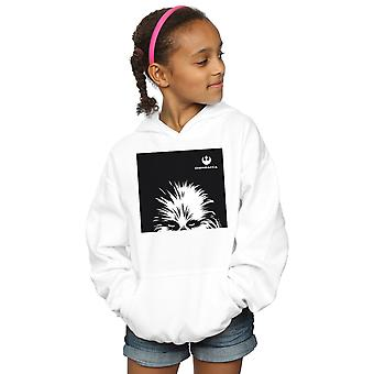 Star Wars Girls Chewbacca Look Hoodie