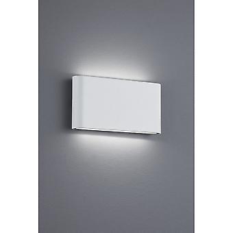 Трио освещения Темзе Ii современный белый Мэтт Diecast алюминия бра