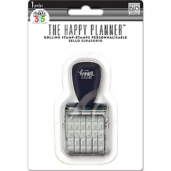 Happy Planner Rolling Stamp-Hourly