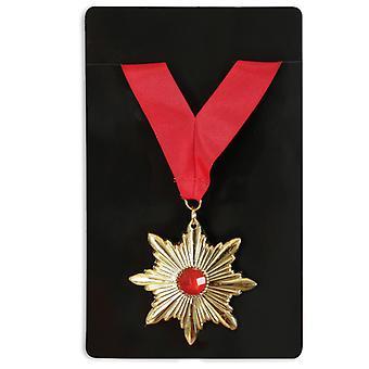Дракула медаль Дракула цепи металлический дизайн
